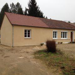 Amélioration habitat Sologne